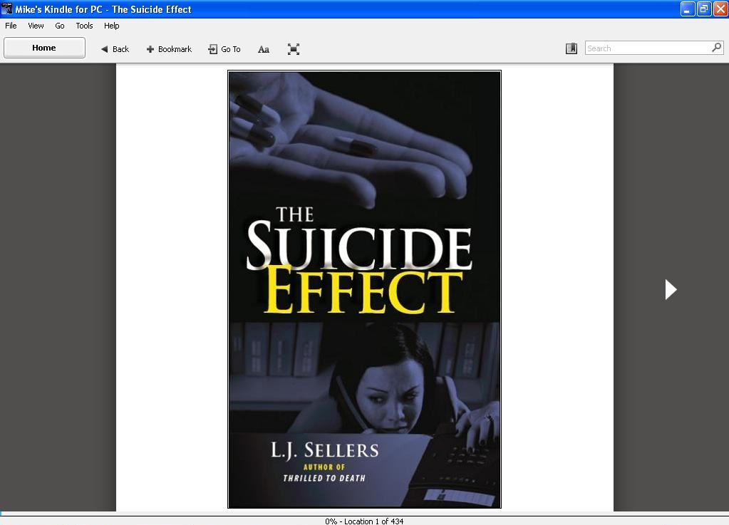 word chapter heading in pdf have ghosting