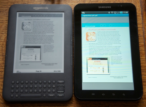 Samsung Kills The Seven-Inch Tablet Category It Created e-Reading Hardware