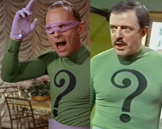 Image result for Riddler in Batman
