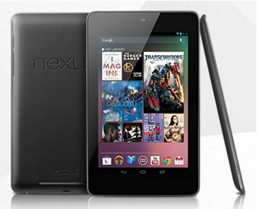 Nexus 7 Tablet: A Remote Control For Google Cloud Editorials