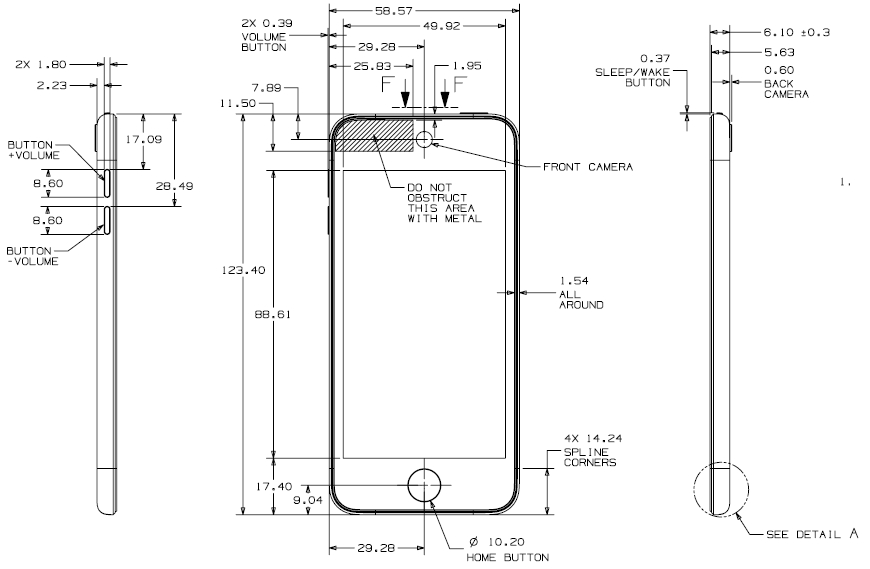 Ipod Touch 2012 Size Blueprint Mike Cane S Xblog