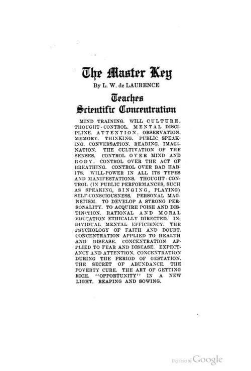 MasterKeyLaurence191412