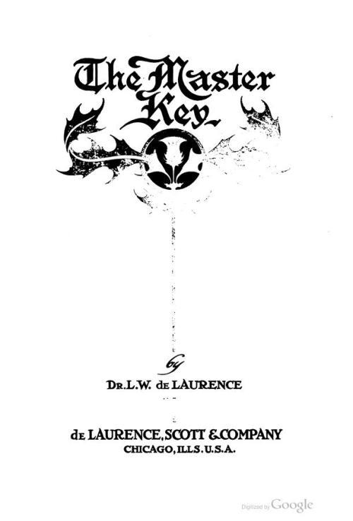 MasterKeyLaurence19149