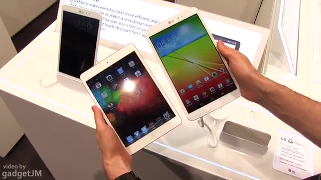 The New LG Tablet Looks Good   Mike Cane's xBlog