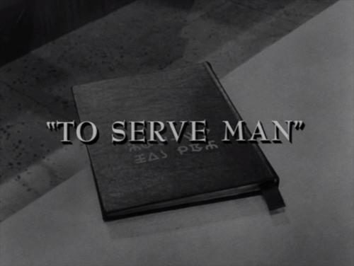 to-serve-man
