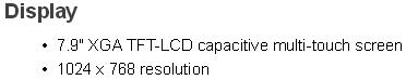 AcerA1830ManualDisplay