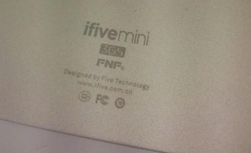 iFiveMini3GSUR3000