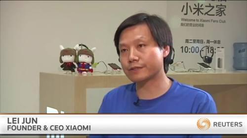XiaomiLeiJun