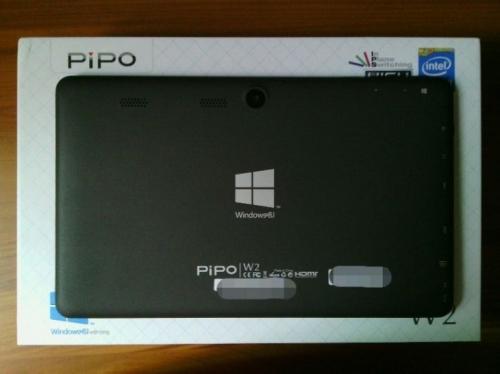 PipoW2Unbox