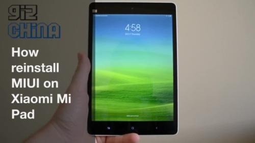 XiaomiMiPadGizChinaMIUI01