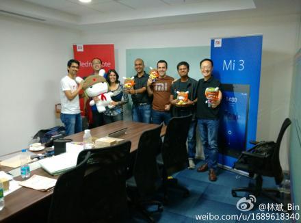 XiaomiIndiaOffice