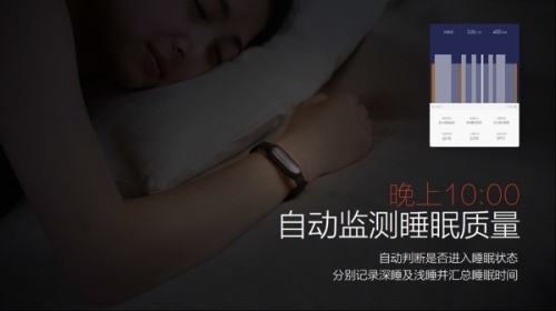 XiaomiMiBandSleep