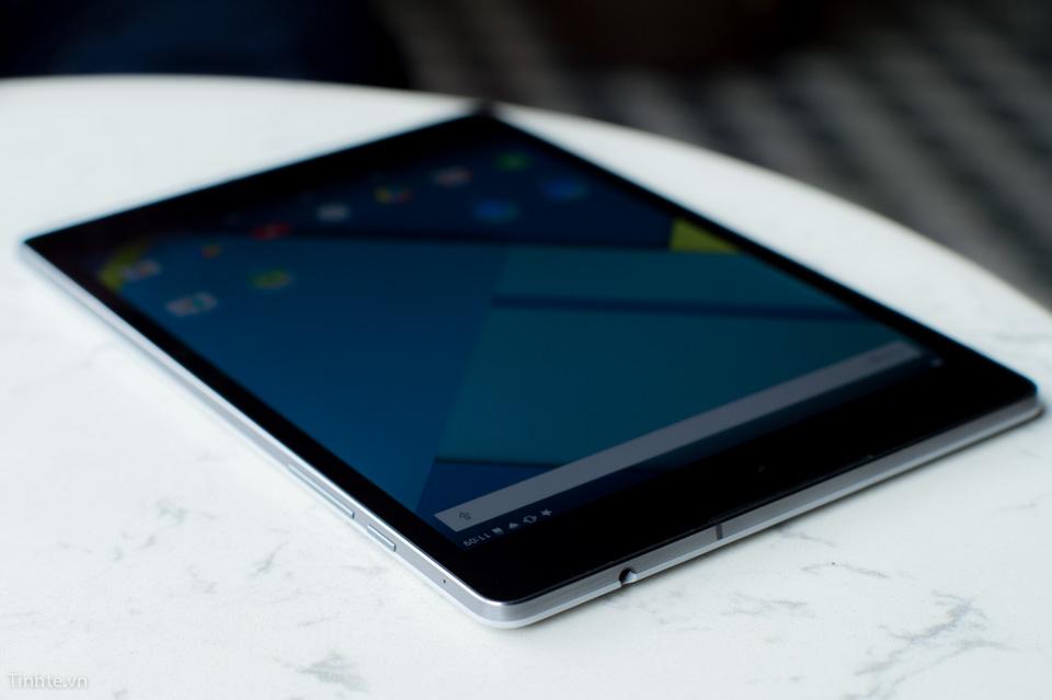 Nexus 9: Hands-On In Vietnam