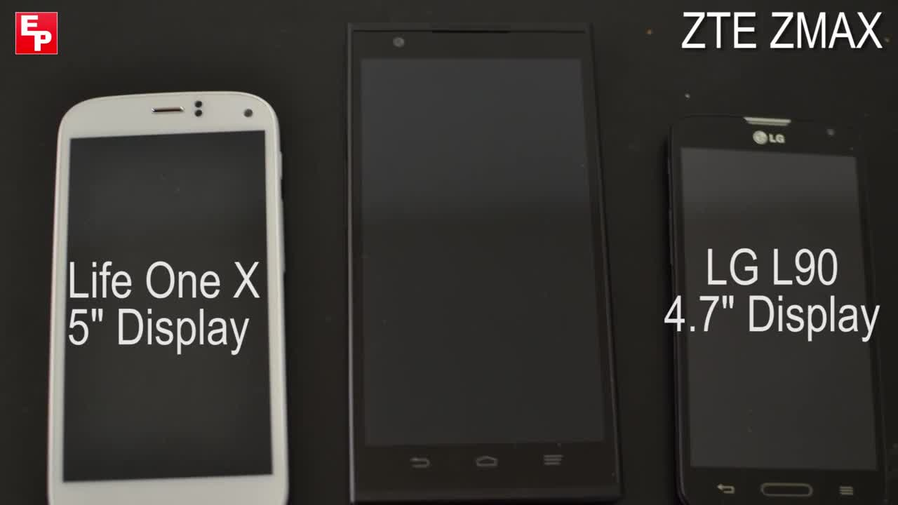 have zte zmax size you can download
