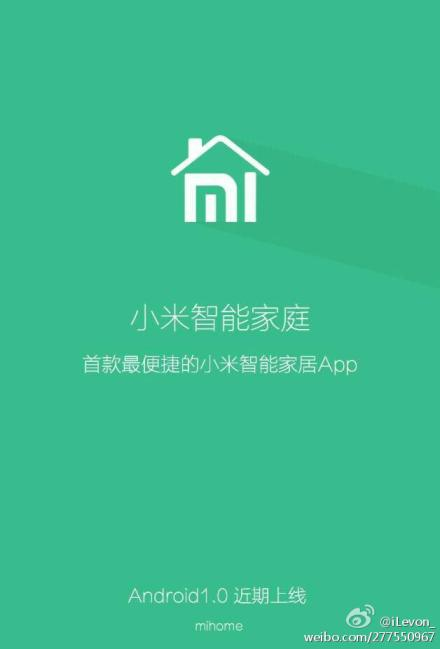 Xiaomi MiHome, Smart Home App | Mike Cane's xBlog