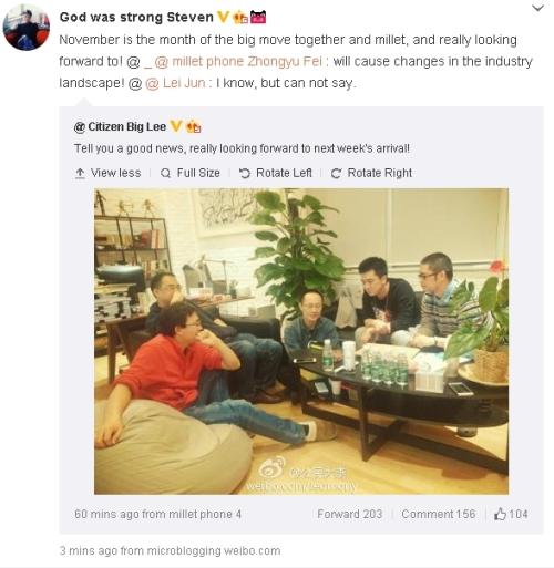 XiaomiNovemberLeakWeibo