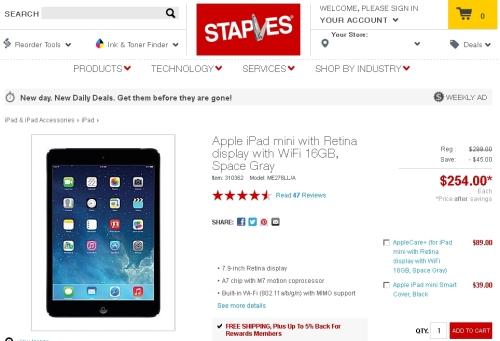 iPadMiniStaples
