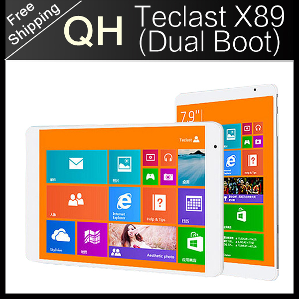 can use teclast x89 dual os win8 1 / android 4 4 dual boot intel 7 9 inch retin center-stage