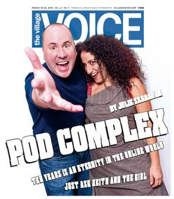 VillageVoicePodComplexCover