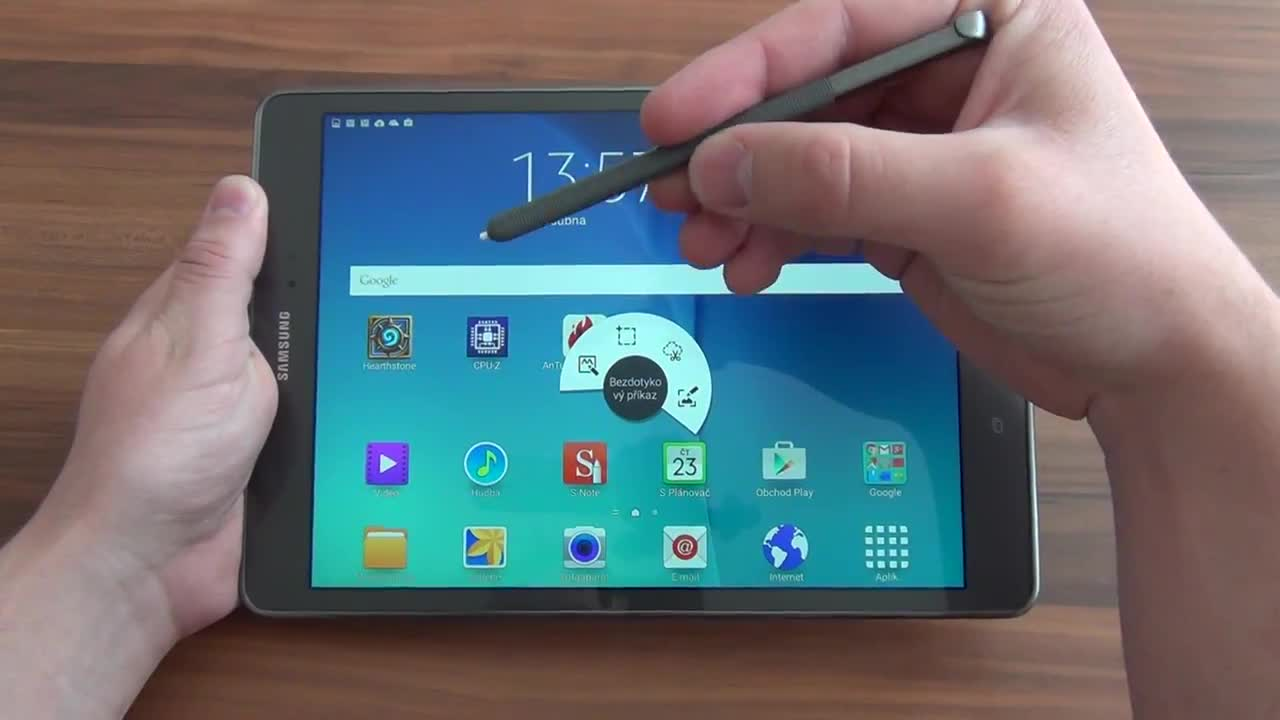 samsung galaxy tab a with 9 7 inch 1024 x 768 pls tft screen and s pen