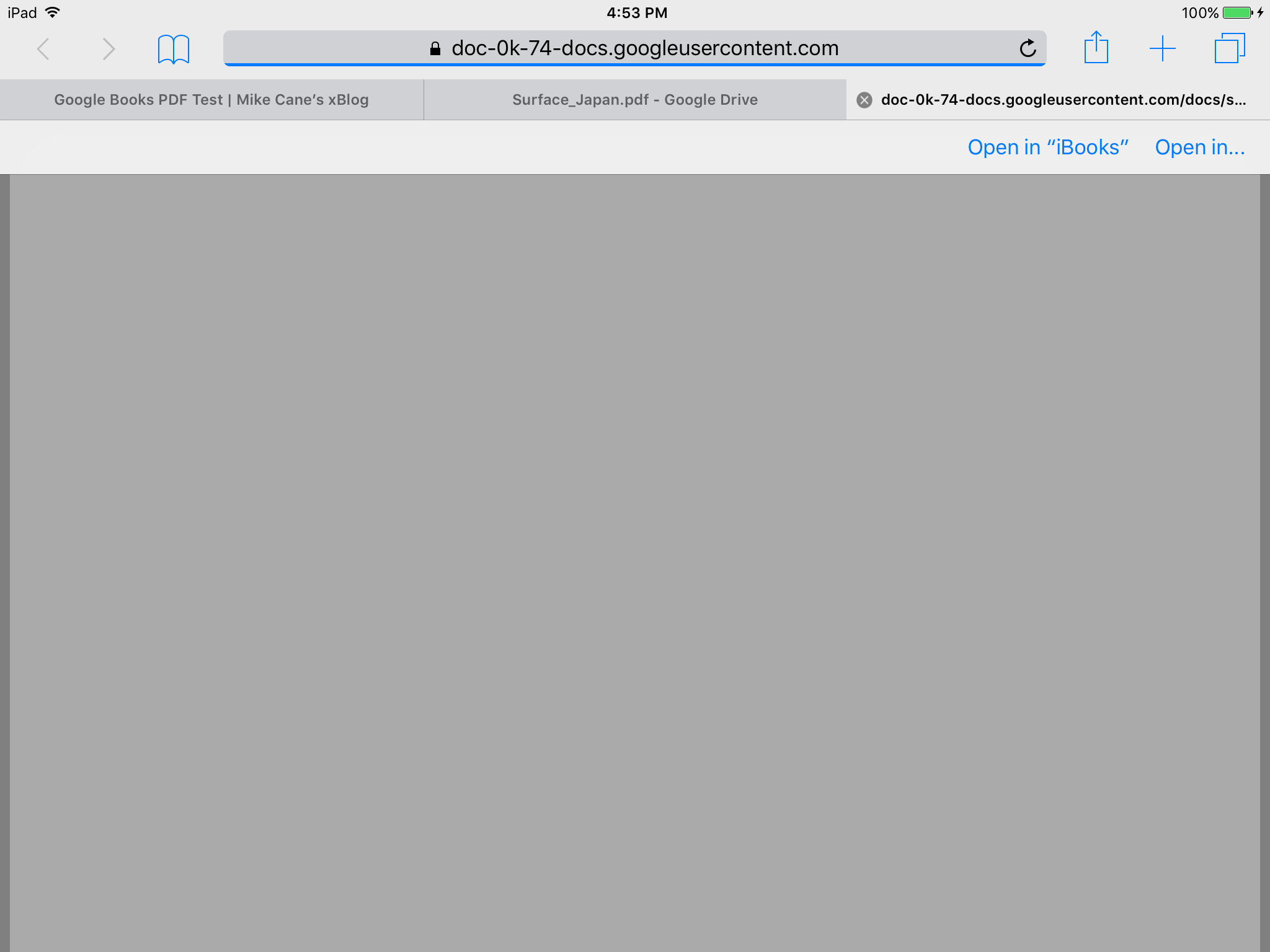 how to pdf files onto ipad 2